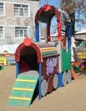 Locomotiva del bambino Fotografia Stock Libera da Diritti