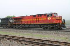 Locomotiva del sud 8114 di eredità della Norfolk Immagine Stock