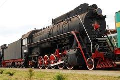 Locomotiva del treno Immagine Stock Libera da Diritti