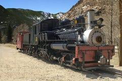 Locomotiva di Shay Fotografia Stock