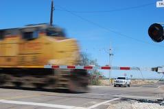 Locomotiva diesel Fotografia de Stock Royalty Free