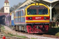 Locomotiva diesel de Hitachi nenhuma 4511 Foto de Stock Royalty Free