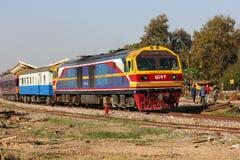 Locomotiva diesel de Hitachi nenhuma 4511 Fotografia de Stock Royalty Free