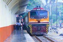 Locomotiva diesel di GE nessuna 4540 Fotografie Stock Libere da Diritti