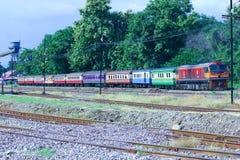 Locomotiva diesel di GE nessuna 4540 Immagine Stock Libera da Diritti