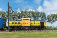 Locomotiva do RRF imagem de stock royalty free