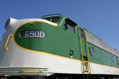 Locomotiva do vintage imagens de stock royalty free