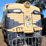 Locomotiva elettrica L1150 Immagini Stock