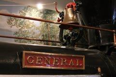 A locomotiva geral Fotografia de Stock Royalty Free