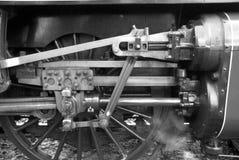 Locomotiva valvegear Fotografia de Stock Royalty Free