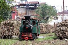 Locomotiva a vapore Immagine Stock Libera da Diritti