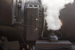 Locomotiva a vapore Fotografie Stock
