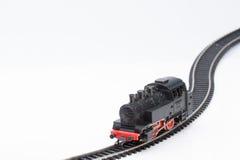 Locomotiva a vapore del giocattolo Fotografia Stock