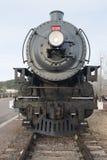 Locomotiva a vapore della ferrovia di Grand Canyon Fotografie Stock Libere da Diritti