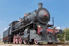 Locomotiva velha Fotos de Stock Royalty Free