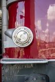 Locomotiva velha Imagens de Stock Royalty Free
