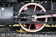 Locomotivas redondas imagens de stock royalty free