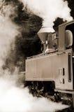 Locomotive à vapeur images stock