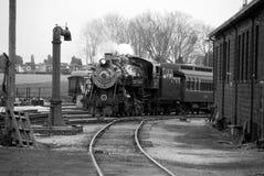 Locomotive à vapeur Photographie stock