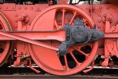 Locomotive à vapeur Photos libres de droits