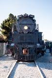 Locomotive à vapeur Pacifique du garçon 4014 des syndicats grande Images stock
