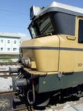 Locomotive Photos libres de droits