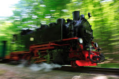 Locomotive Royalty Free Stock Photos
