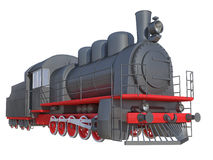 Locomotive vector illustration