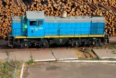 locomotive Photographie stock