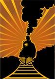 Locomotive Images libres de droits