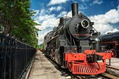 Locomotive américaine ea 3078 Photographie stock
