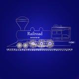 Locomotive Stock Image