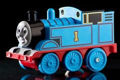 Locomotive de jouet images stock