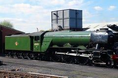 Locomotive de scotsman de vol Photographie stock