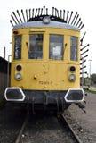 Locomotive de vieux type Images stock