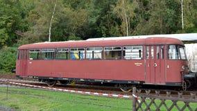 Locomotive de vieux type Photographie stock