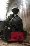 Locomotive Detail Stock Image