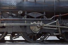 Locomotive detail Royalty Free Stock Image