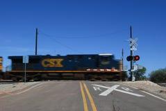 Locomotive diesel Photos stock