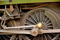 Locomotive engineering Royalty Free Stock Photography