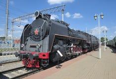 Locomotive FD 21-3125 Royalty Free Stock Photo