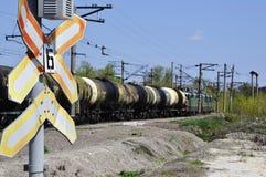 Locomotive ferroviaire Images libres de droits