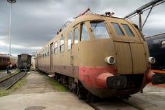 Locomotive FS ALE 840 Royalty Free Stock Photos