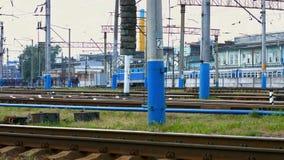 Locomotive. stock footage