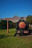 Locomotive Number 209 Stock Photos