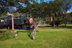 Locomotive Number 209 Stock Photo