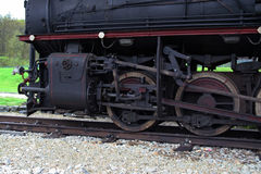 Locomotive Royalty Free Stock Photography