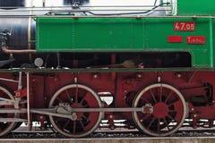 Locomotive Royalty Free Stock Photo