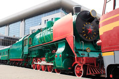 Locomotive Stock Photos