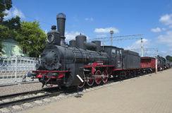 Locomotive Ov 841 Royalty Free Stock Photos